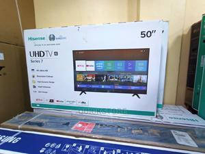 Hisense 50 Inches Smart Uhd TV   TV & DVD Equipment for sale in Nairobi, Nairobi Central