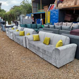 7 Seater Modern Sofa | Furniture for sale in Nairobi, Kahawa