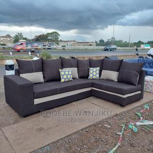 L Shape Modern Sofa | Furniture for sale in Nairobi, Kahawa