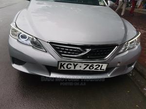 Toyota Mark X 2012 Silver | Cars for sale in Mombasa, Mombasa CBD
