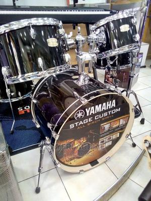 Yamaha Stage Customes Drum Set | Musical Instruments & Gear for sale in Nairobi, Nairobi Central