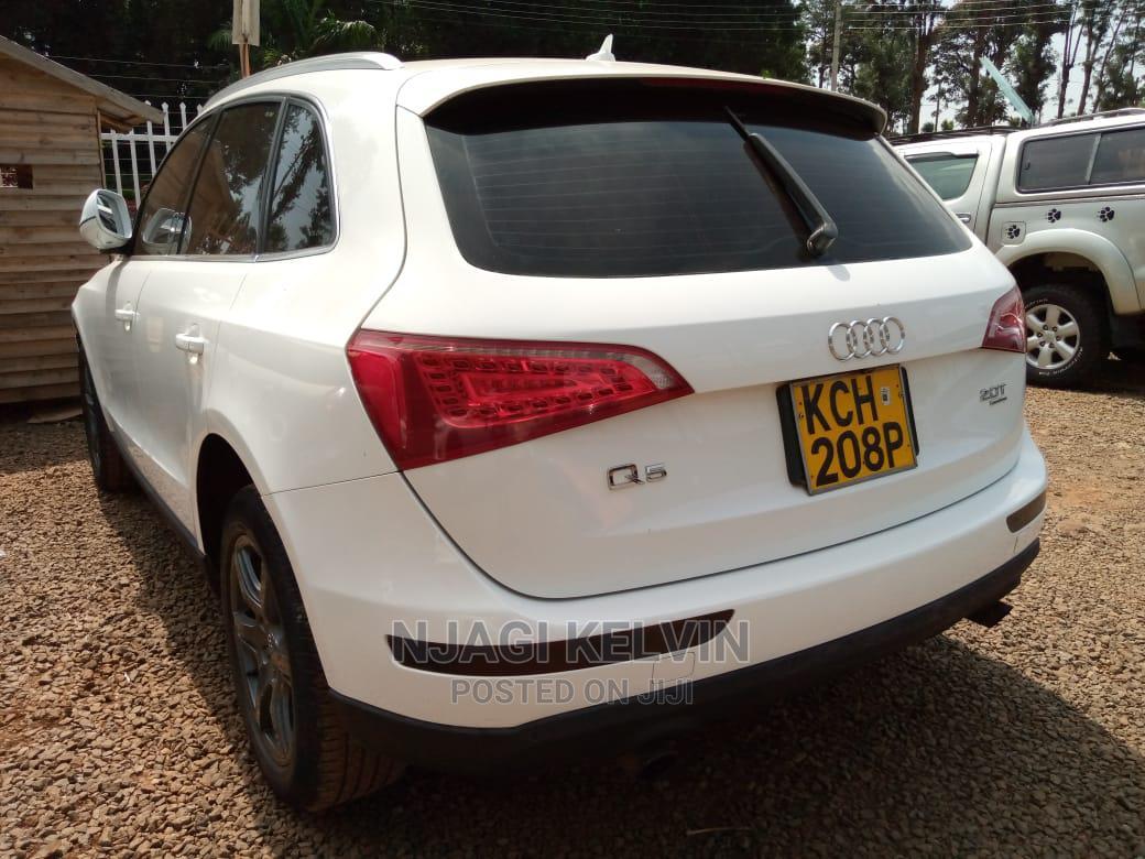 Audi Q5 2012 White   Cars for sale in Nairobi Central, Nairobi, Kenya
