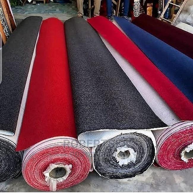 Delta 4mm Wall to Wall Carpets