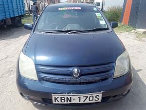 Toyota IST 2003 Blue   Cars for sale in Nairobi, Embakasi