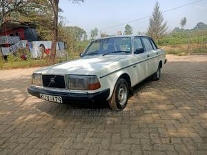 Volvo 240 1984 White | Cars for sale in Nairobi, Ridgeways