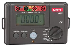 Earth Ground Tester UNI-T UT522 | Measuring & Layout Tools for sale in Nairobi, Nairobi Central