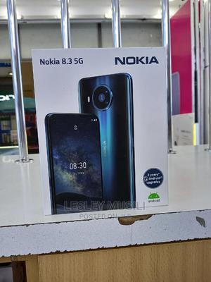 New Nokia 8.3 128 GB Black | Mobile Phones for sale in Nairobi, Nairobi Central