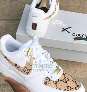 Designer Nike Airforce One Gucci Sneakers   Shoes for sale in Nairobi, Nairobi Central