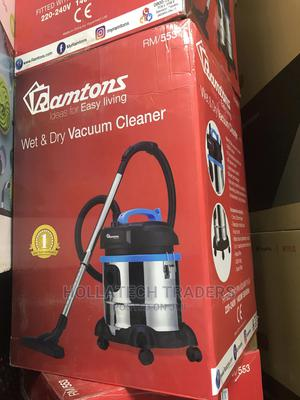 Wet and Dry Vacuum Cleaner - Ramtons | Home Appliances for sale in Nairobi, Nairobi Central