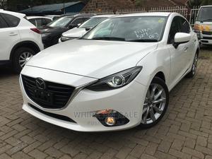 Mazda Axela 2014 White   Cars for sale in Nairobi, Kilimani