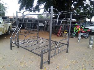 Double Decker Metal Beds 5×6 Down Up 4×6   Furniture for sale in Nairobi, Maringo/Hamza