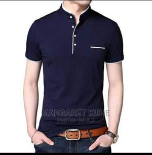 Chinese Collar T-Shirts for Men | Clothing for sale in Nairobi, Ruai