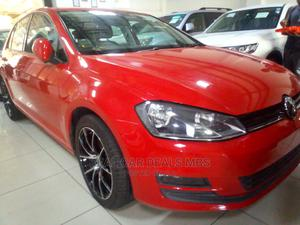 Volkswagen Golf 2014 Red | Cars for sale in Mombasa, Tudor