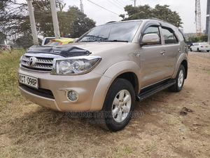 Toyota Fortuner 2012 Gray   Cars for sale in Nairobi, Nairobi West