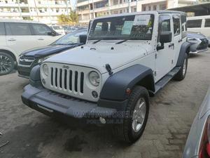 Jeep Wrangler 2014 White   Cars for sale in Mombasa, Mombasa CBD