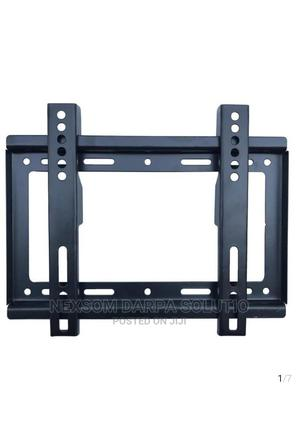 """14""""-42"""" TV Flat Panel Wall Bracket Holder Black   Accessories & Supplies for Electronics for sale in Nairobi, Nairobi Central"""