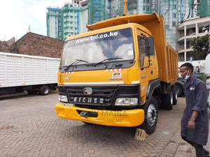 Eicher Tipper 2014 Yellow   Trucks & Trailers for sale in Nairobi, Industrial Area Nairobi
