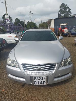 Toyota Mark X 2008 Silver   Cars for sale in Uasin Gishu, Eldoret CBD