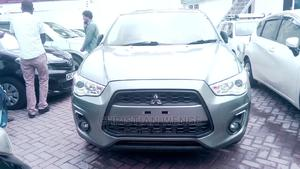 Mitsubishi RVR 2013 Gray   Cars for sale in Mombasa, Mombasa CBD