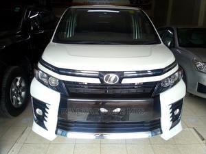Toyota Voxy 2015 White | Cars for sale in Mombasa, Tudor