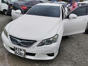 Toyota Mark X 2010 White | Cars for sale in Mombasa, Ganjoni
