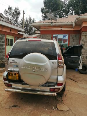 Toyota Land Cruiser Prado 2004 3.0 D-4d 3dr Silver   Cars for sale in Uasin Gishu, Eldoret CBD