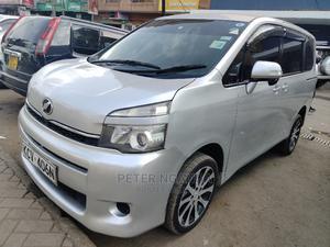 Toyota Voxy 2012 Silver | Cars for sale in Nairobi, Nairobi Central