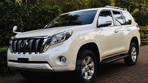 Toyota Land Cruiser Prado 2014 White   Cars for sale in Nairobi, Nairobi Central