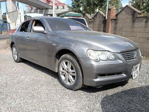 Toyota Mark X 2006 Gray | Cars for sale in Nairobi, South C