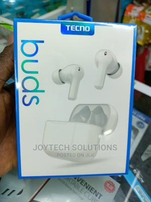TECNO Buds . Tws Original Earbuds   Headphones for sale in Nairobi, Nairobi Central