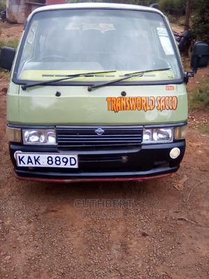 Nissan Urvan Td 27 1998 Green | Buses & Microbuses for sale in Kiambu, Ndenderu