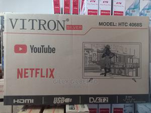Brand New VITRON Smart Android/Digital Tvs 40 Inches | TV & DVD Equipment for sale in Nakuru, Nakuru Town East