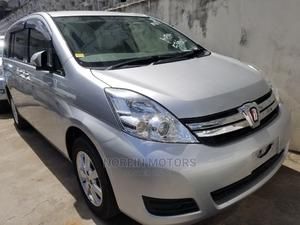 Toyota ISIS 2014 Silver   Cars for sale in Mombasa, Mombasa CBD