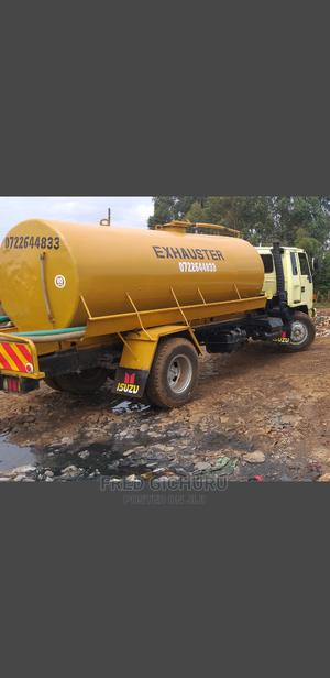 Eldoret Exhauster Services | Cleaning Services for sale in Uasin Gishu, Eldoret CBD