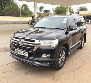 Toyota Land Cruiser 2014 4.6 V8 ZX Black   Cars for sale in Nairobi, Nairobi Central