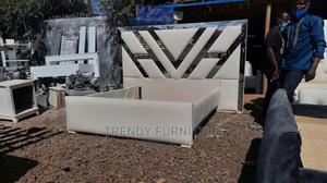 5*6 Mirrored Bed With High End Luxury Features | Furniture for sale in Nairobi, Kahawa