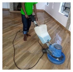 Home/Office Floor Scrubbing | Wooden Floor Polishing | Cleaning Services for sale in Nairobi, Parklands/Highridge