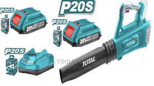 Cordless Industrial Leaf/ Dust Blower+ 2 20 v Batteries   Electrical Hand Tools for sale in Nairobi, Nairobi Central