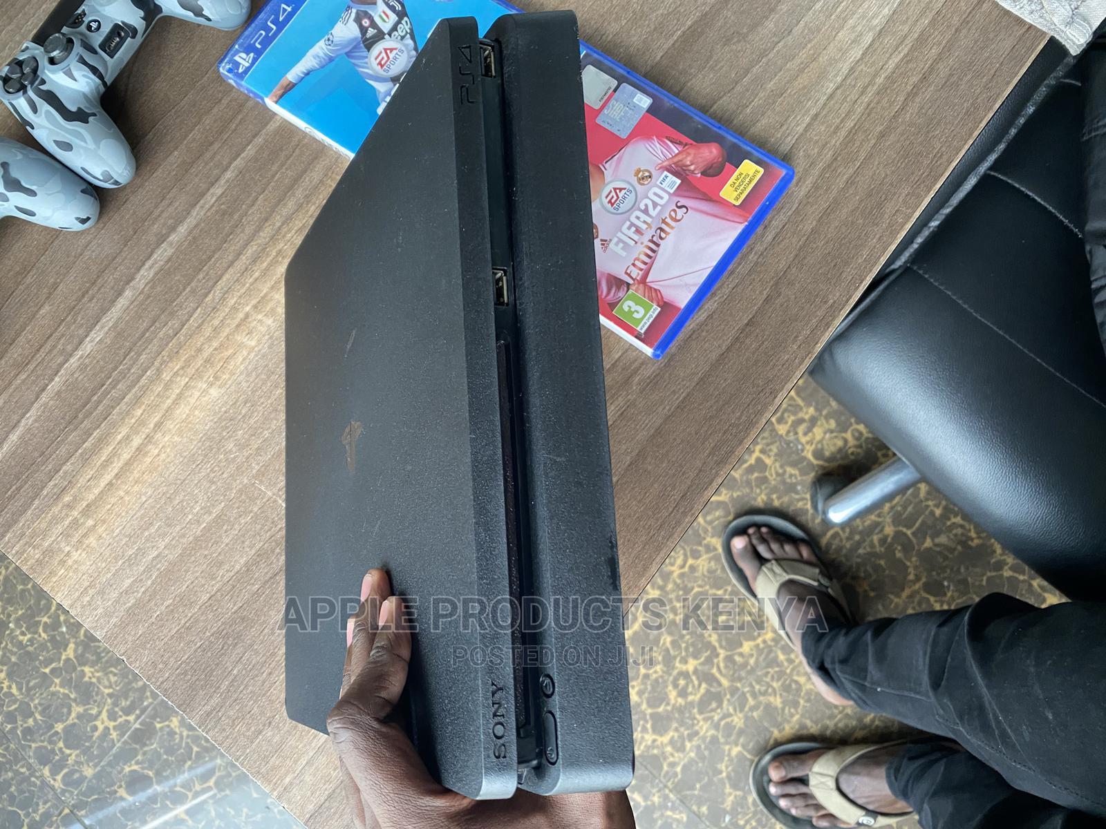 Playstation 4 Slim   Video Game Consoles for sale in Nairobi Central, Nairobi, Kenya