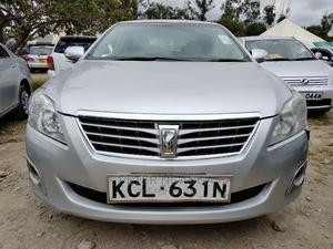 Toyota Premio 2011 Silver | Cars for sale in Nairobi, Nairobi Central