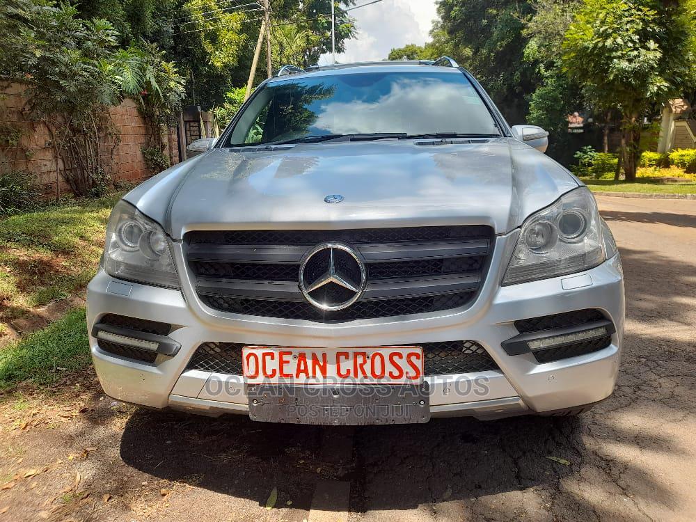 Mercedes-Benz GL Class 2009 Silver