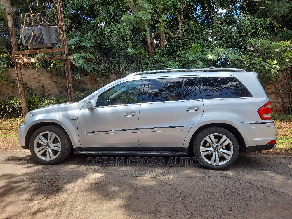 Mercedes-Benz GL Class 2009 Silver   Cars for sale in Lavington, Nairobi, Kenya