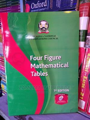 Mathematical Table 7th Edition | Books & Games for sale in Nairobi, Huruma