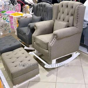 Rocking Chair Seat Withfootrest   Furniture for sale in Nairobi, Kahawa