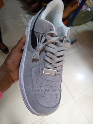 Airforce Suede Grey   Shoes for sale in Nairobi, Nairobi Central