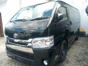 Toyota Hiace Auto Diesel Black 2wd 2014 Black   Buses & Microbuses for sale in Mombasa, Mombasa CBD