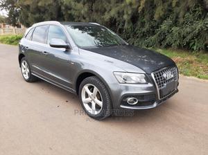 Audi Q5 2012 2.0T Premium Quattro Gray   Cars for sale in Nairobi, Karen