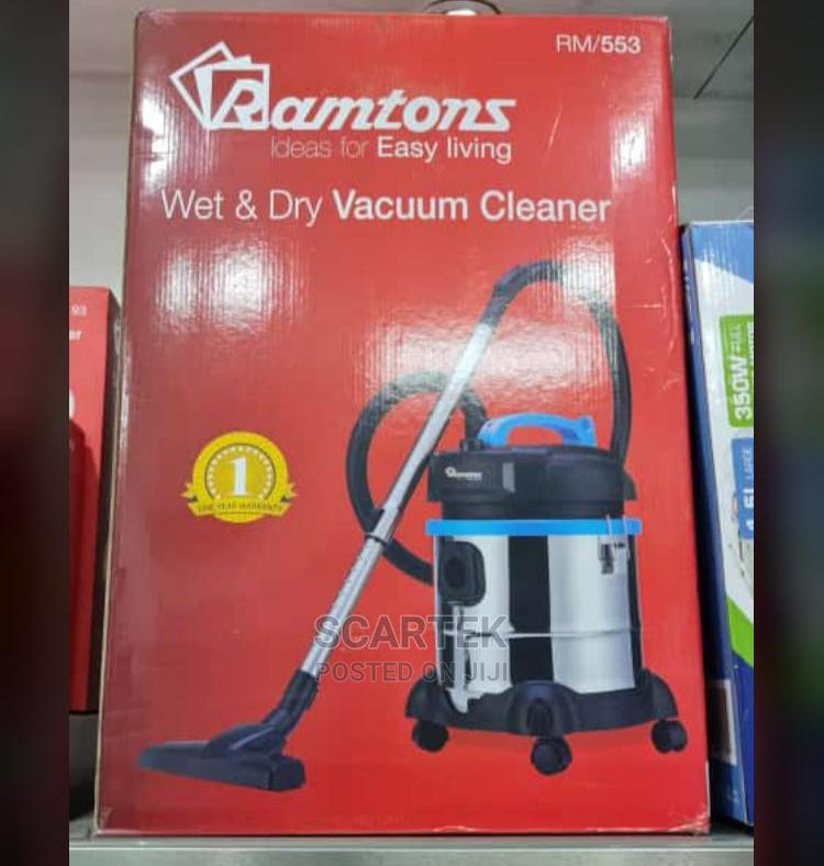 Ramtons Wet Dry Vacuum Cleaner