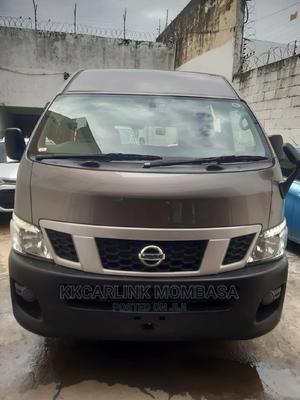 Nissan Caravan 2014 Gray | Buses & Microbuses for sale in Mombasa, Mbaraki