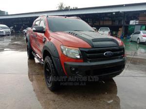 Ford Ranger 2014 Orange | Cars for sale in Nairobi